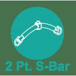 2pt bar