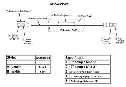 KB CAD Specs